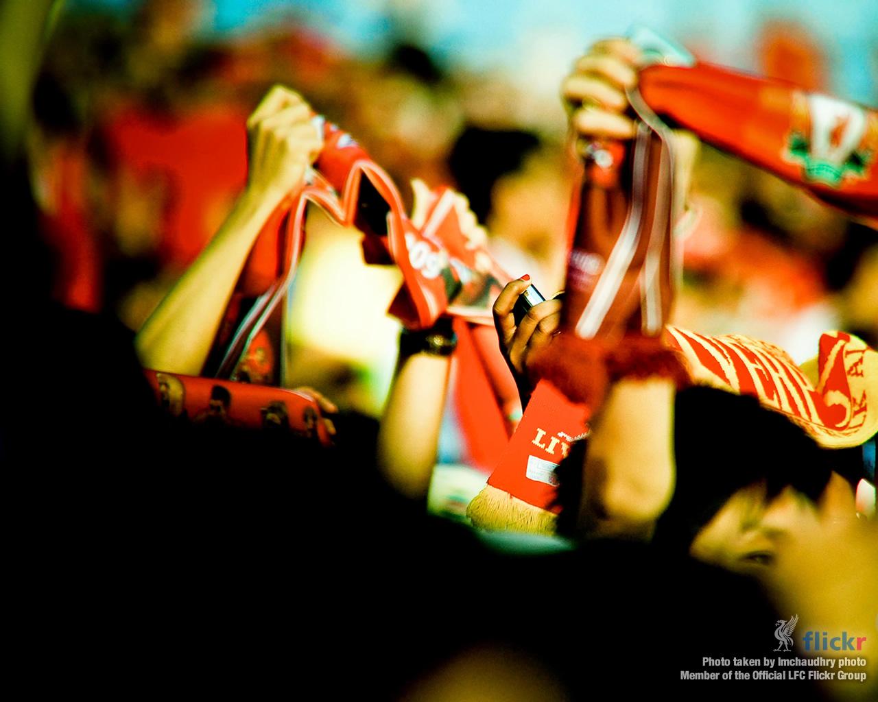 Gambar-gambar Kegayaan Liverpool FC