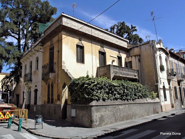 Casa unifamiliar de Josefa Serra de Molins