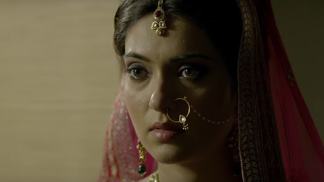 Arpita Mukherjee, Shab, Directed by Onir, Dressed as a Bride