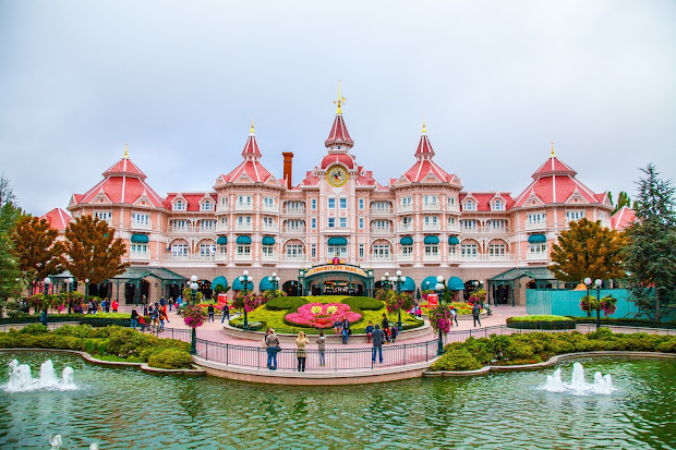 Musings Disneyland Paris