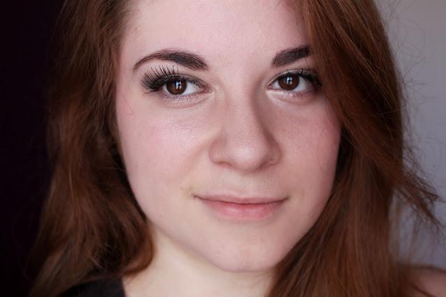 blogueuse beauté demi faux cils
