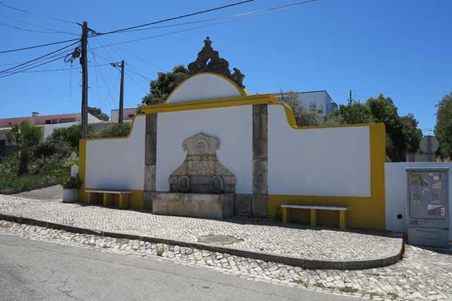 Chafariz de Aldeia Rica