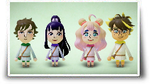 Rassemble ta Driim team dans Miitopia sur Nintendo Switch