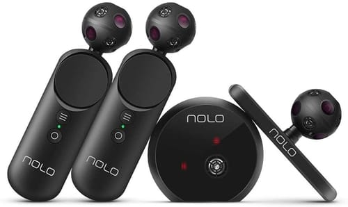 NOLO Controllers 3D Virtual Reality System Set