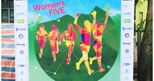 Women's Five 5K - NOV 2017