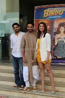 Parineeti Chopra with Ayushmann Khurrana at the Launch of Trailer of Meri Pyaari Bindu 042.JPG