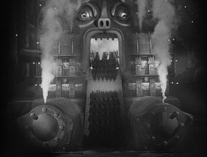 ผลการค้นหารูปภาพสำหรับ metropolis 1927
