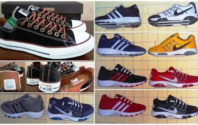 distributor sepatu area Surabaya