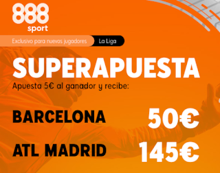 Superapuesta 888sport Barcelona v Atletico 30-6-2020