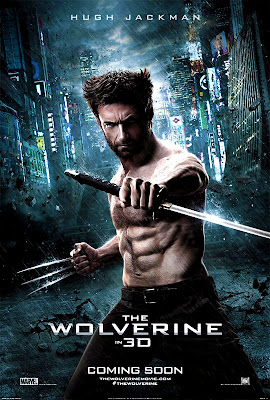 Wolverine Movie 2013 Poster