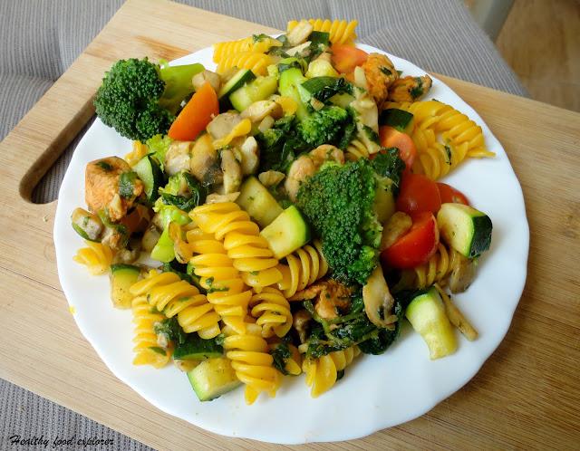 Lekki obiad