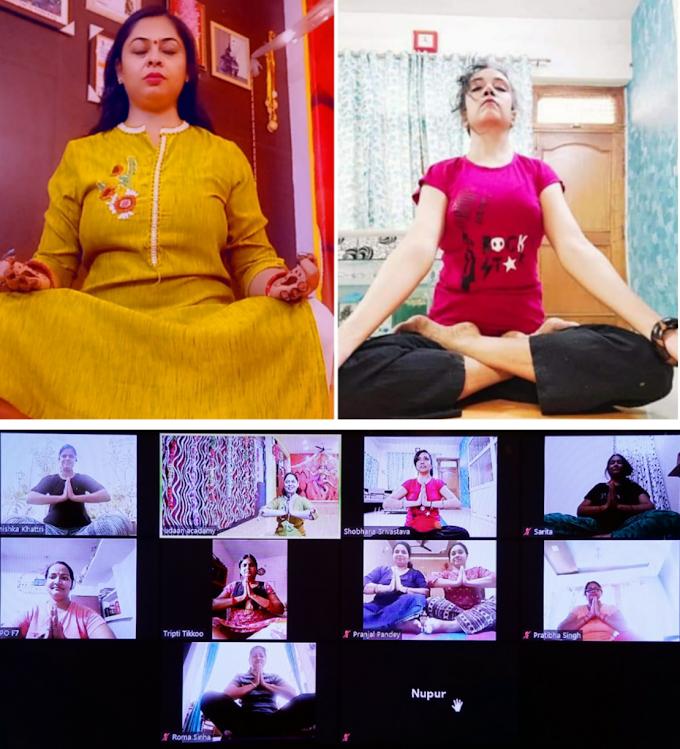 शरीर, मन और भावनाओं को संतुलित करता है योग