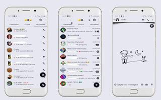 The Little Prince Theme For YOWhatsApp & Fouad WhatsApp By Leidiane