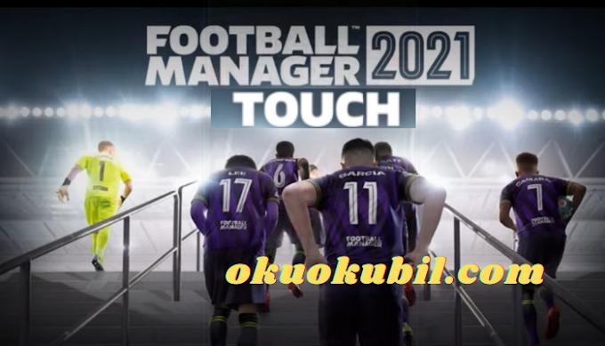 Football Manager 2021 v21.1.2 Touch Full APK Tam Sürüm Androıd Aralık