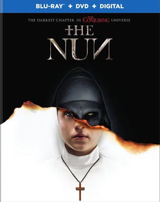 The Nun 2018 BD25 Latino