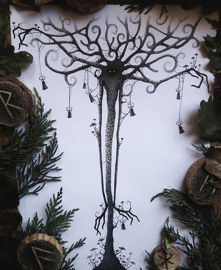 13-The-great-oak-tree-Rekuino-www-designstack-co