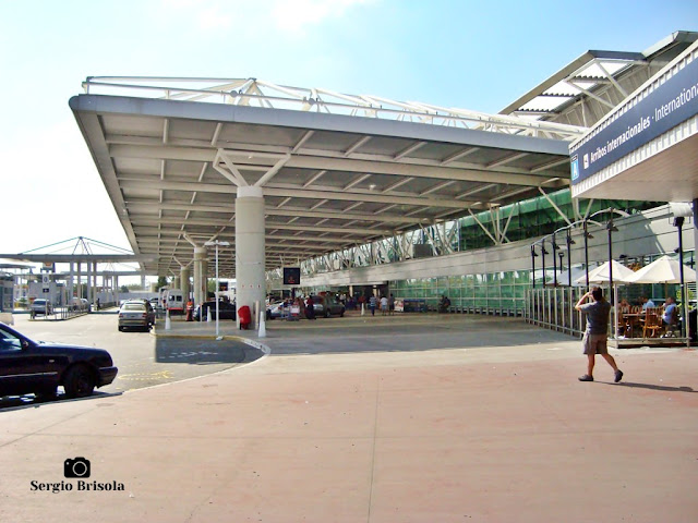 Aeroporto Internacional Ministro Pistarini - Aeropuerto Internacional Ezeiza - Buenos Aires
