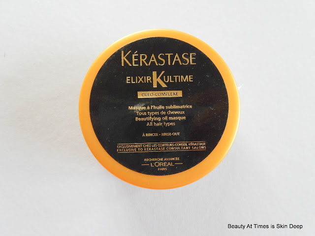 Kérastase Elixir Ultime Beautifying Oil Mask