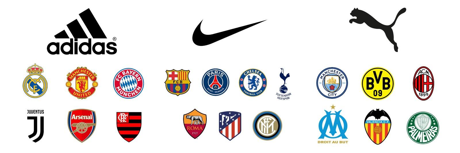 Nike Sponsoring Liste