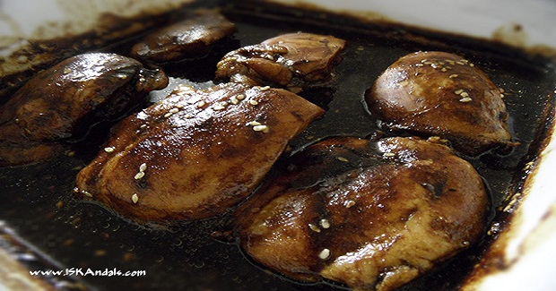 Baked Honey-Soy Chicken  Recipe