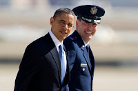 Forced Air Force Support for Obama