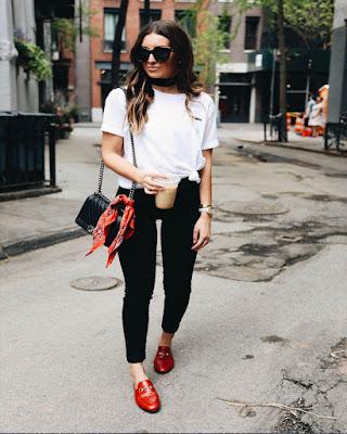 outfit de primavera minimalista