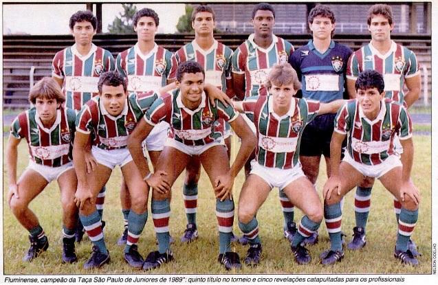 690d5b6d35 Fluminense pentacampeão da Copinha