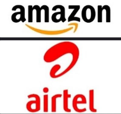 Amazon Bharti Airtel Deal