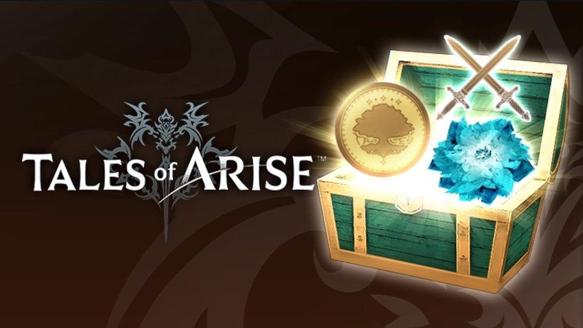 Tales of Arise: Unlock DLC content and pre-order bonuses