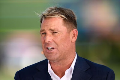 Australian veteran bowler Shane Warne says the great batsman of Test Cricket is Steve Smith.
