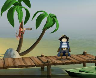 Escape Secret of the Island