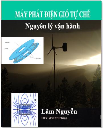 Tự làm máy phát điện gió