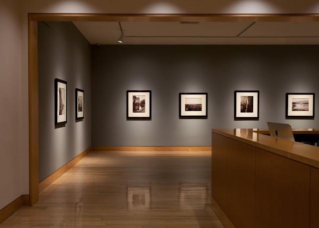 Carleton Watkins Exhibition at Fraenkel Gallery