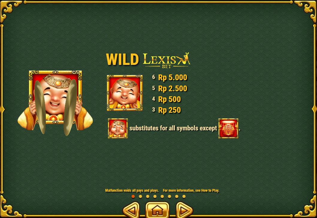 Habanero 5 Lucky Lions