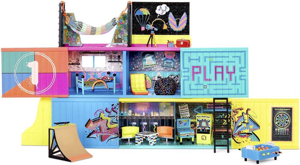 Клубный кукольный дом L.O.L. Surprise Clubhouse 40 сюрпризов