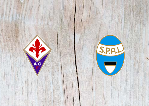 Fiorentina vs SPAL- Highlights 22 September 2018