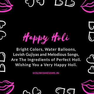 holi wishes for family