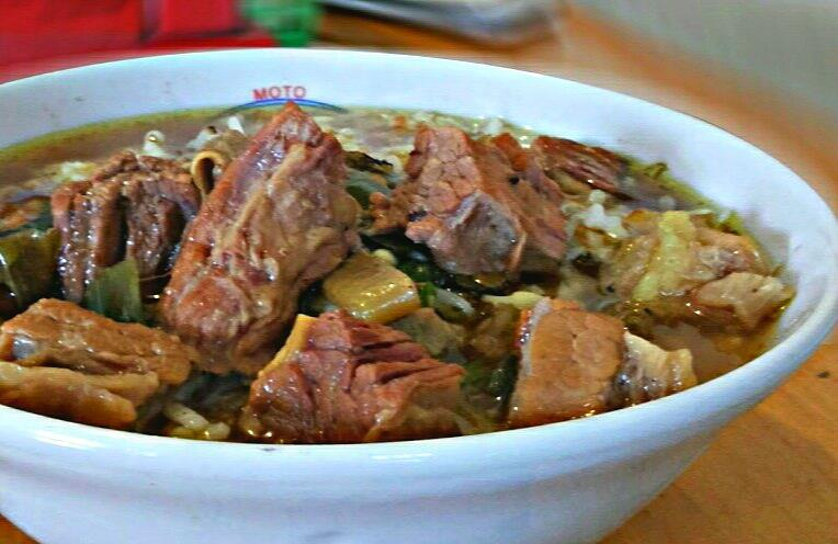 Katalog Digital Rumah Makan Soto Sapi Khas Wonosobo EDS