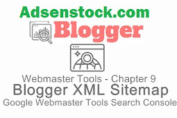 Blogger Sitemap Google Webmaster Tools membuat blog menjadi Search Engine Friendly