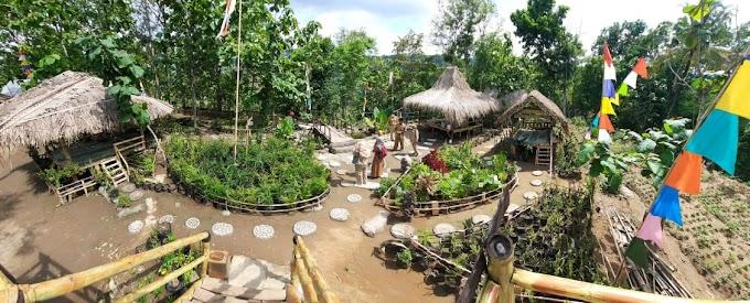"""Destinasi Wisata """"Taman Herbal Bukit Geol"""" Kampung KB Tegalsari, Semin"""