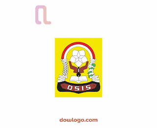 Logo OSIS SMP Vector Format CDR, PNG