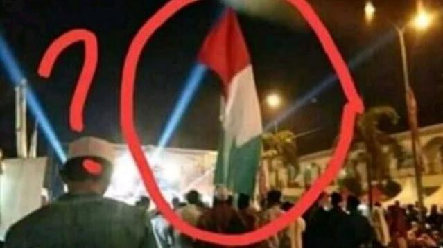 Koplak! Bela Palestina Bawa Bendera Italia: Woy Mau Piala Dunia?