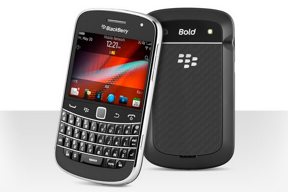 blackberry 9900 software update 7.1