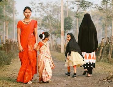 hindu muslim, culture, হিন্দুয়ানি,