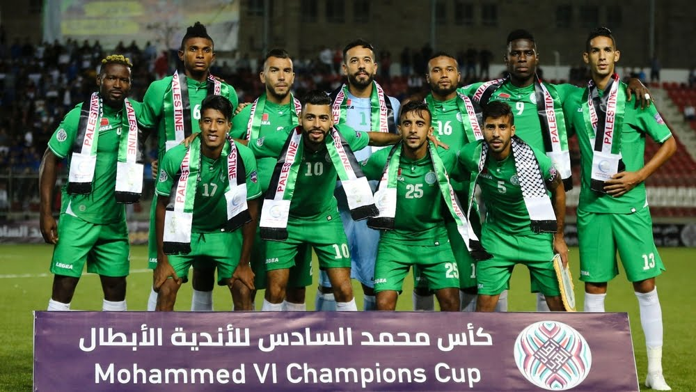 مشاهدة مباراة الرجاء البيضاوي ومولودية الجزائر بث مباشر اليوم 4-1-2020 في كأس محمد السادس