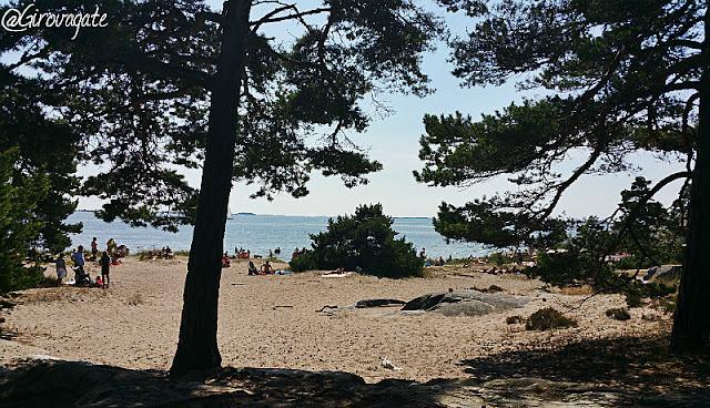sandhamn isola arcipelago Stoccolma