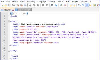 حصريا توليد كود الميتا تاج و الكيوورد في دقيقتين Meta Tags