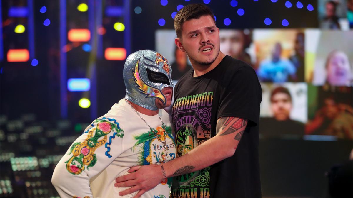 Rey Mysterio diz que Dominik  não deveria ter estreado na WWE antes de 2021