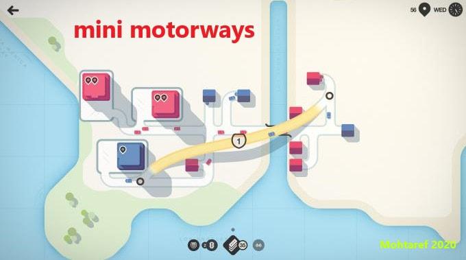 تنزيل لعبة Mini Motorways للكمبيوتر
