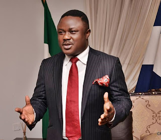 Cross River State Governor Ben Ayade frees 34 prisoners to commemorate Cross River at 50